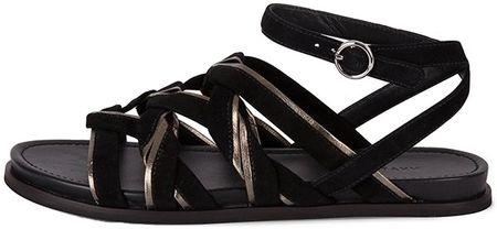 What For ženske sandale,39 crne