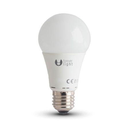 Forever LED žiarovka A60 E27 10W studená biela