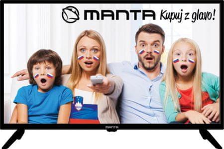 Manta LED TV prijemnik 32LHN19S
