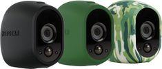 Arlo ochranné silikonové kryty - černá, zelená, kamufláž (VMA1200-10000S)