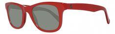 Gant okulary przeciwsłoneczne męskie czerwone