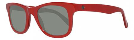 Gant pánské červené sluneční brýle