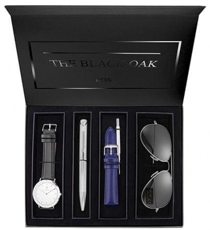 Black Oak moški darilni set BX97051SET-201
