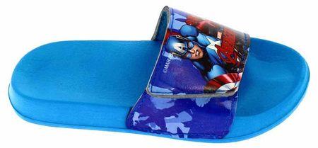 Disney by Arnetta Averangers fiú papucs 29 kék