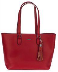 Tamaris červená kabelka Maxima