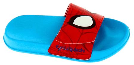 Disney by Arnetta Spiderman fiú papucs 31 világoskék