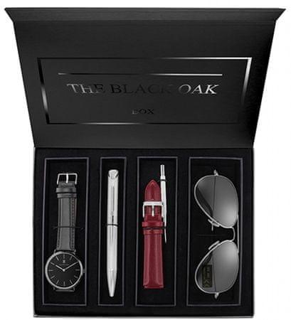 Black Oak pánský dárkový set BX97051SET-903