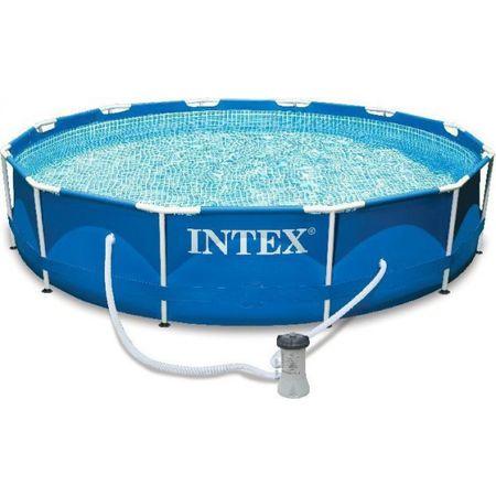 Intex bazen 28240NP, metal, 457 x 84cm, s okvirom