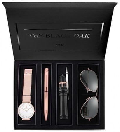 Black Oak dámský dárkový set BX97053RSET-801