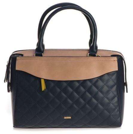 Bessie London ženska torbica, modra