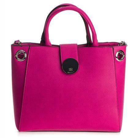 Bessie London kabelka růžová