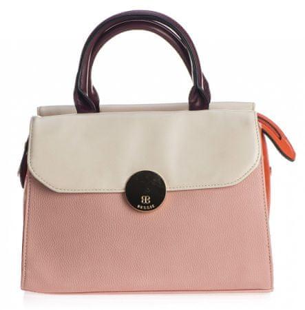 Bessie London ženska torbica, roza