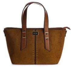 Bessie London hnedá kabelka