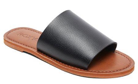 Roxy Dámské pantofle Kaia Black ARJL200654-BLK (Velikost 37)