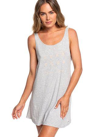 ROXY Damski strój Travel To Live Tee Dress Heritage Heather ERJX603141-SGRH (rozmiar XS)