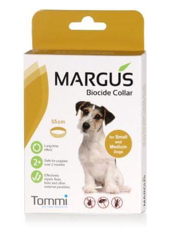 Margus obroża przeciwpchelna dla psów Biocide Collar Dog S-M 55cm