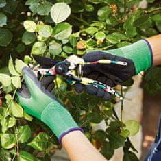Verdemax Polyesterovo-latexové rukavice, velikost XL