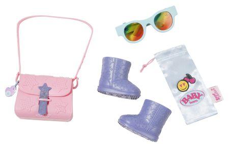 BABY born Butik kézitáska, cipők és kiegészítők kék szemüveg