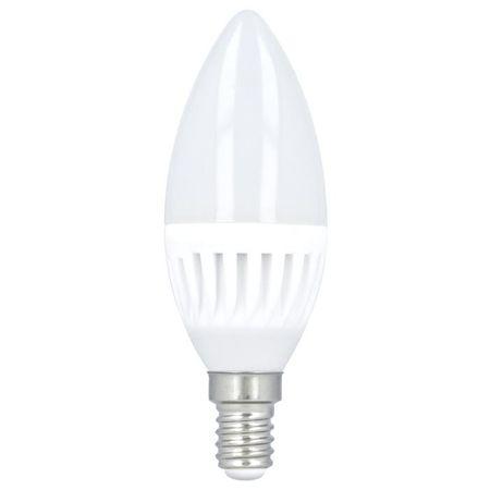 Forever LED žiarovka C37 E14 10W teplá biela