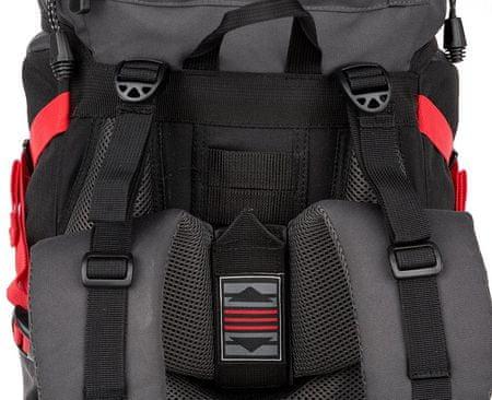 b2c2e6dc9e Loap Snowdon 50+10 Black Red