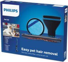 Philips FC6077 / 01 sada na odstraňovanie zvieracích chlpov pre Philips PowerPro