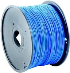 Gembird tisková struna (filament), PLA, 1,75mm, 1kg, modrá (3DP-PLA1.75-01-B)