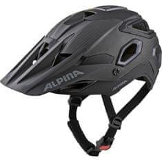 Alpina  Rootage přilba black