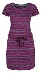 Loap Dámske šaty Bereta Clover Pink Allover CLW1934-J45JY