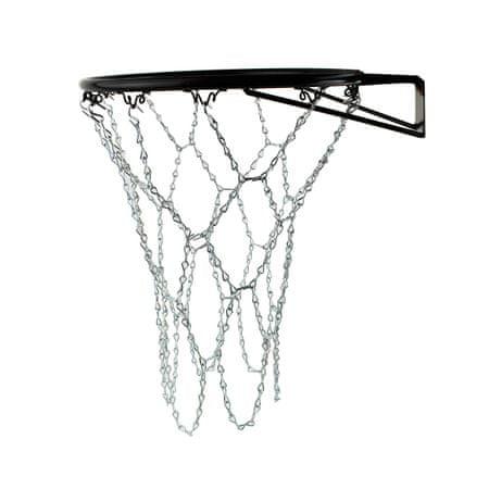 Master basketbalová síťka - kovový řetízek