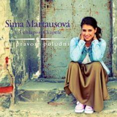 Simona Martausová - CD Na pravom poludní