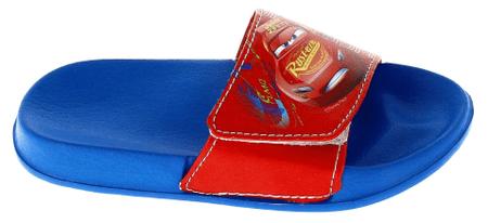 Disney by Arnetta Cars fiú papucs 31 kék
