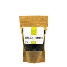 Natu Bazalkové semínko 200 g