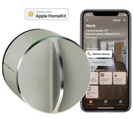 danalock V3 chytrý zámek bez cylindrické vložky - Bluetooth & HomeKit - použité