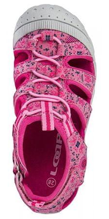 a0266c177d5c Loap Detské sandále Dopey F Pink R Rose GSU1607-J52J (Veľkosť 29 ...