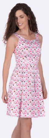Giorgio Di Mare ženska obleka, XL, roza