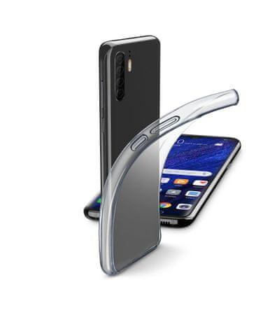 CellularLine ovitek FINE za Huawei P30 Pro, tanek, prozoren