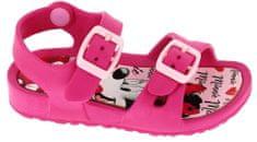Disney by Arnetta dívčí sandále Minnie
