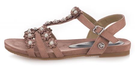 Tom Tailor dámske sandále 37 ružová