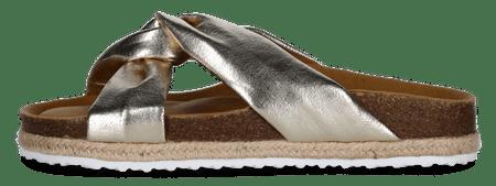 PAEZ klapki damskie Sandal Knot 40 złote