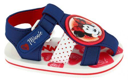 Disney by Arnetta dječje papuče Minnie, 28, plave