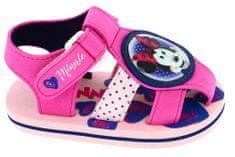 Disney by Arnetta dekliški sandali Minnie