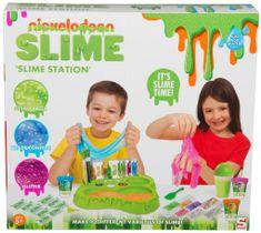 Mac Toys Nickelodeon Slizové laboratórium