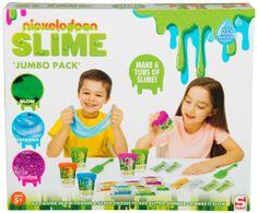 Mac Toys Nickelodeon Výroba slizu súprava