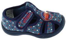 Disney by Arnetta chlapčenské sandále Cars