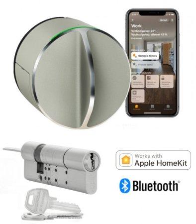 danalock V3 set - Chytrý zámek a cylindrická vložka - Bluetooth & HomeKit - rozbaleno