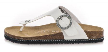 Tom Tailor női flip-flop papucs 38 fehér