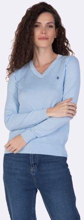 Giorgio Di Mare ženski pulover, moder, XL