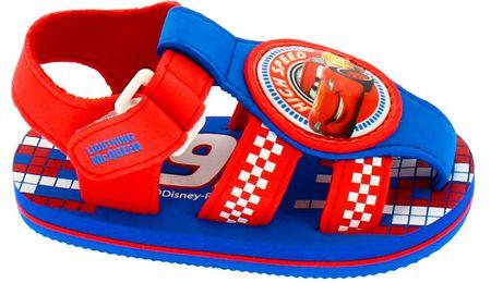Disney by Arnetta sandale za dječake Cars, 28, plave