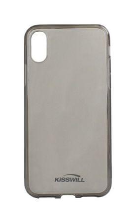 Kisswill silikonska maskica za iPhone XR, prozirna