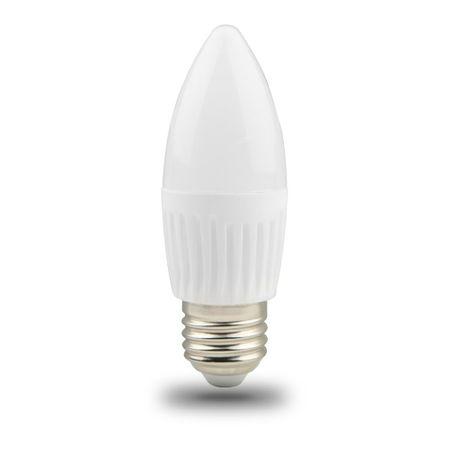 Forever LED žiarovka C37 E27 10W teplá biela